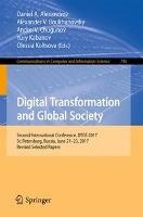 Digital Transformation and Global Society