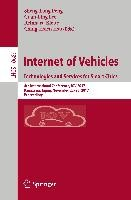 Internet of Vehicles: Technologies and Services for Smart Cities