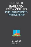Baulandentwicklung in Public Private Partnership