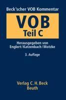 Beck'scher VOB-Kommentar  Vergabe- und Vertragsordnung für Bauleistungen Teil C