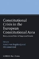 Constitutional Crisis in the European Constitutional Area