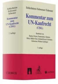 Kommentar zum UN-Kaufrecht (CISG)