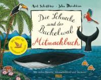 Die Schnecke und Buckelwal Mitmachbuch