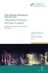 Alternative Systems of Crime Control