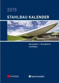 Stahlbau-Kalender 2015