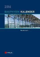 Bauphysik Kalender 2016