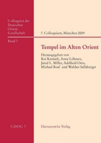 Tempel im Alten Orient