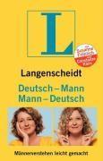 Langenscheidt Deutsch - Mann / Mann - Deutsch