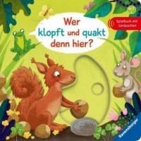 Grimm, S: Wer klopft und quakt denn hier?