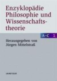 Enzyklopadie Philosophie Und Wissenschaftstheorie