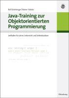 Java - Training zur Objektorientierten Programmierung