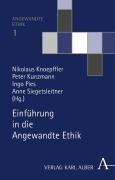 Einführung in d. Angewandte Ethik