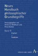 Neues Handbuch philosoph. Grundbegriffe