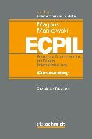 ECPIL - European Commentaries on Private International Law