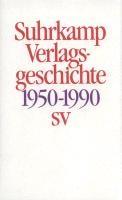 Geschichte des Suhrkamp Verlages