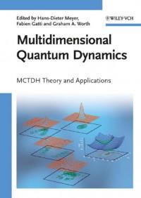 Multidimensional Quantum Dynamics