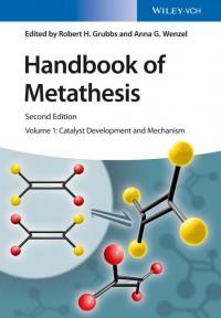 Handbook of Metathesis, Volume 1