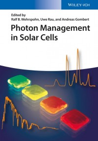 Photon Management in Solar Cells