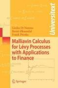 Malliavin Calculus for Levy Processes with Applications to Finance