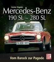 Mercedes Benz 190 SL - 280 SL