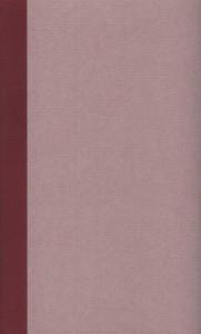 Werke und Briefe in vier Bänden, Bd. 4