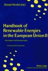 Handbook of Renewable Energies in the European Union II