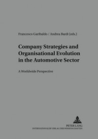 Company Strategies and Organisational Evolution in the Automotive Sector