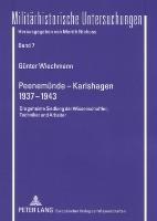 Peenemuende - Karlshagen- 1937-1943