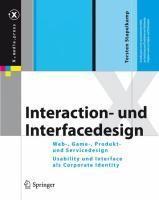 Interaction- und Interfacedesign