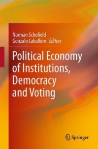 Political Economy of Institutions, Democracy and Voting