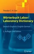 Worterbuch Labor / Laboratory Dictionary