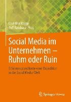 Social Media Im Unternehmen - Ruhm Oder Ruin