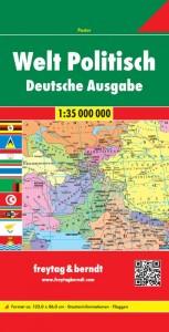 F&B Wereld Staatkundig (Duits)