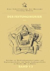 Der Festungskurier Band 13