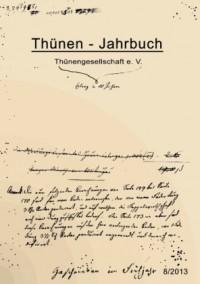 Thünen-Jahrbuch 8/2013