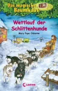 Das magische Baumhaus - Wettlauf der Schlittenhunde