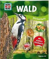 WAS IST WAS Stickerheft Wald