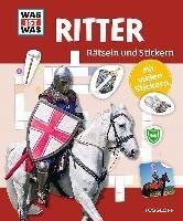 Rätseln und Stickern: Ritter