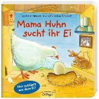 Mam Huhn sucht ihr Ei