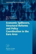 Economic Spillovers, Structural Reforms and Policy Coordination in the Euro Area