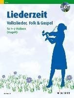 Liederzeit. 1-2 Violinen. Ausgabe mit CD.
