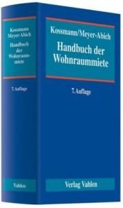 Handbuch der Wohnraummiete