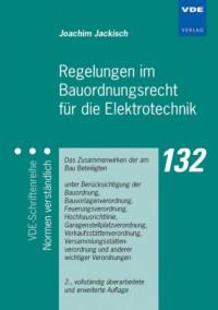 Jackisch, J: Regelungen im Bauordnungsrecht