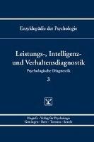 Leistungs-, Intelligenz- und Verhaltensdiagnostik
