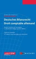 Deutsches Bilanzrecht - Droit comptable allemand