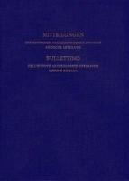 Mitteilungen des Deutschen Archäologischen Instituts. Römische Abteilung 109