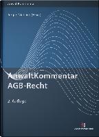 AnwaltKommentar AGB-Recht