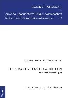 The 2014 Egyptian Constitution