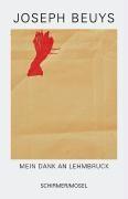 Beuys, J: Mein Dank an Lehmbruck
