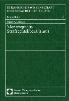 Montesquieus Strafrechtsliberalismus